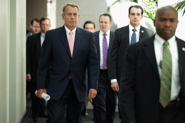 Sen. Rand Paul and house Republicans