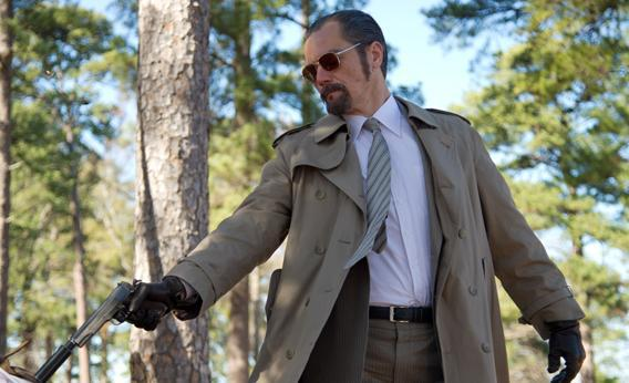 "Michael Shannon as Richard Kuklinski in ""The Iceman"""