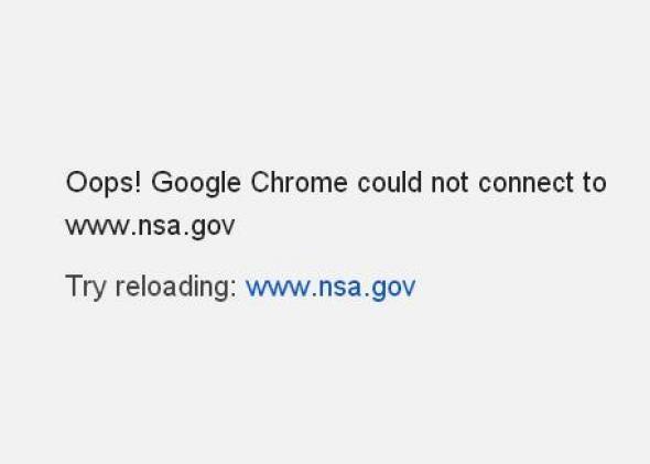 nsa.gov hacked?