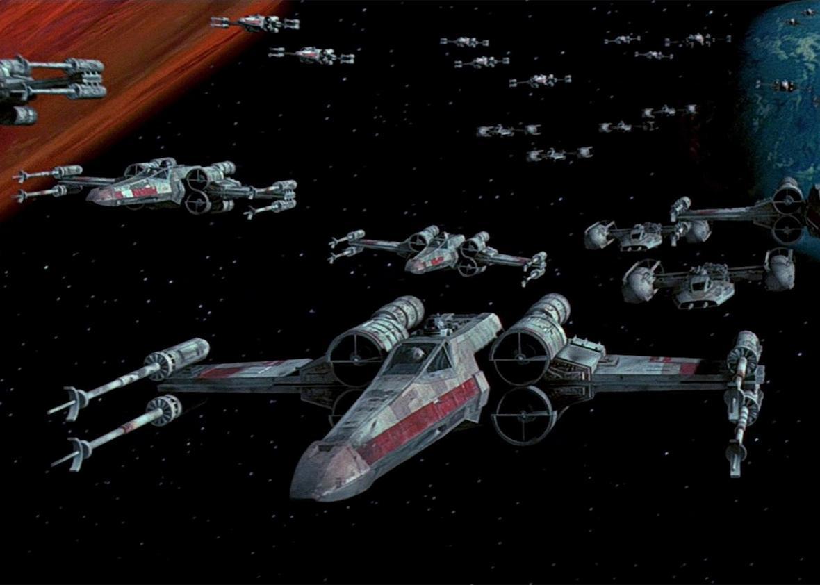 X Wing Squadron