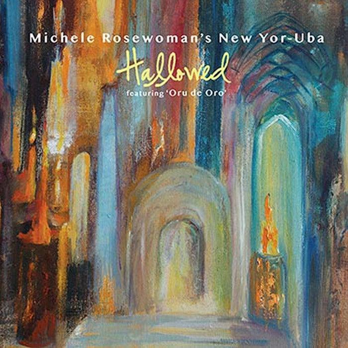 Hallowed album cover.