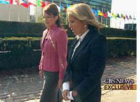 Sarah Palin and Katie Couric. Click image to expand.