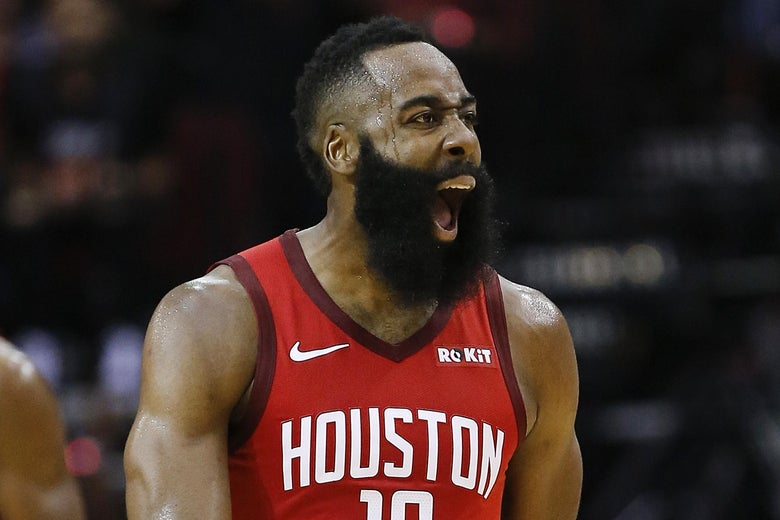 7ed5bc03a4a3 James Harden is making history every single night.