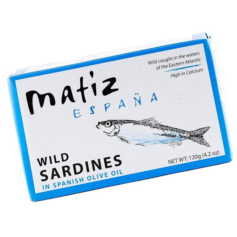 Matiz sardines.