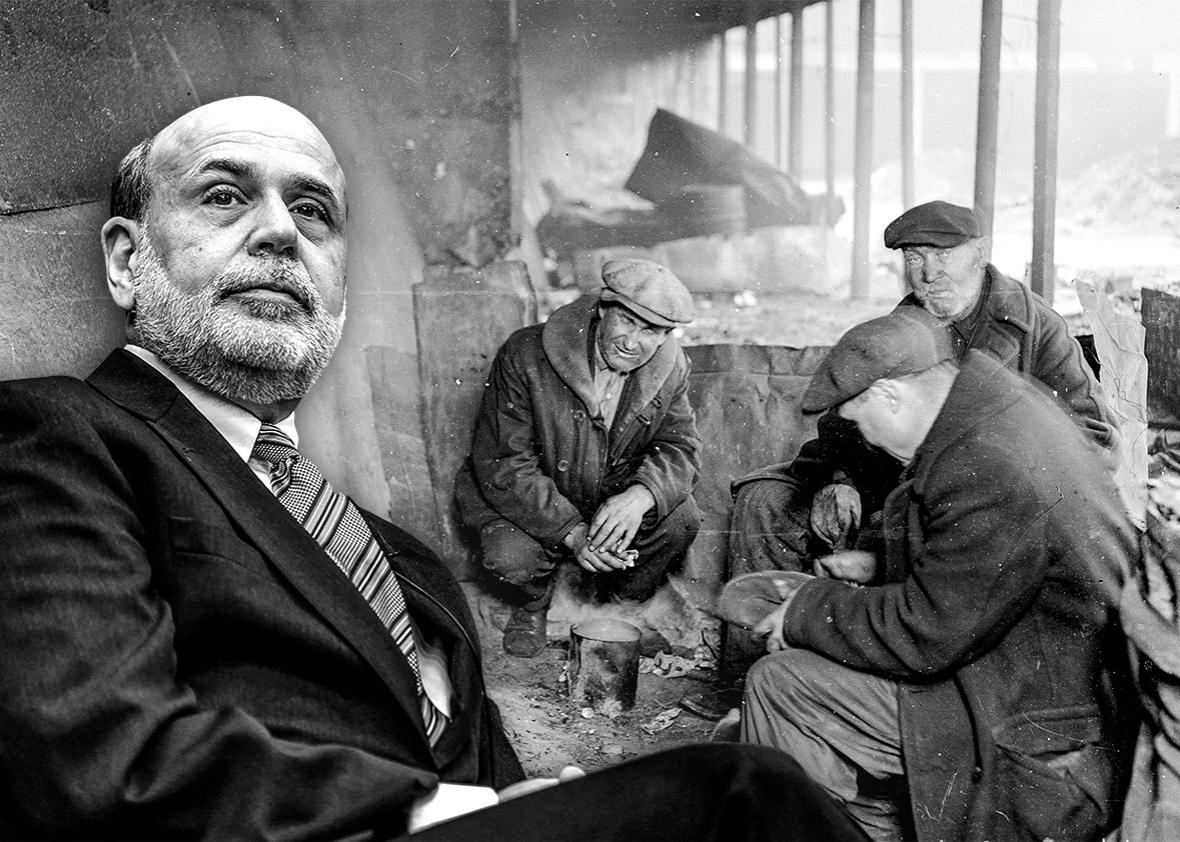 Federal Reserve Board Chairman Ben Bernanke and the Great Depres