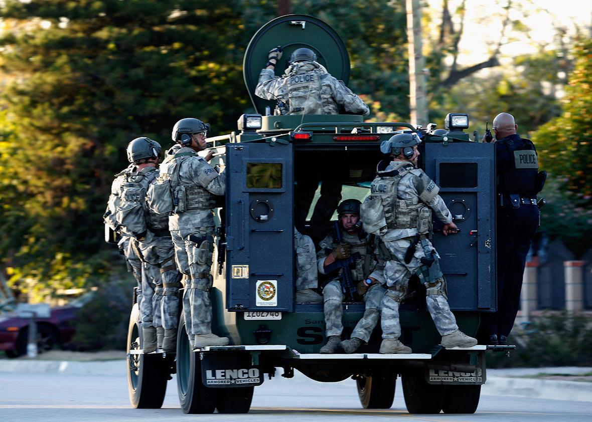 San Bernardino terrorism.