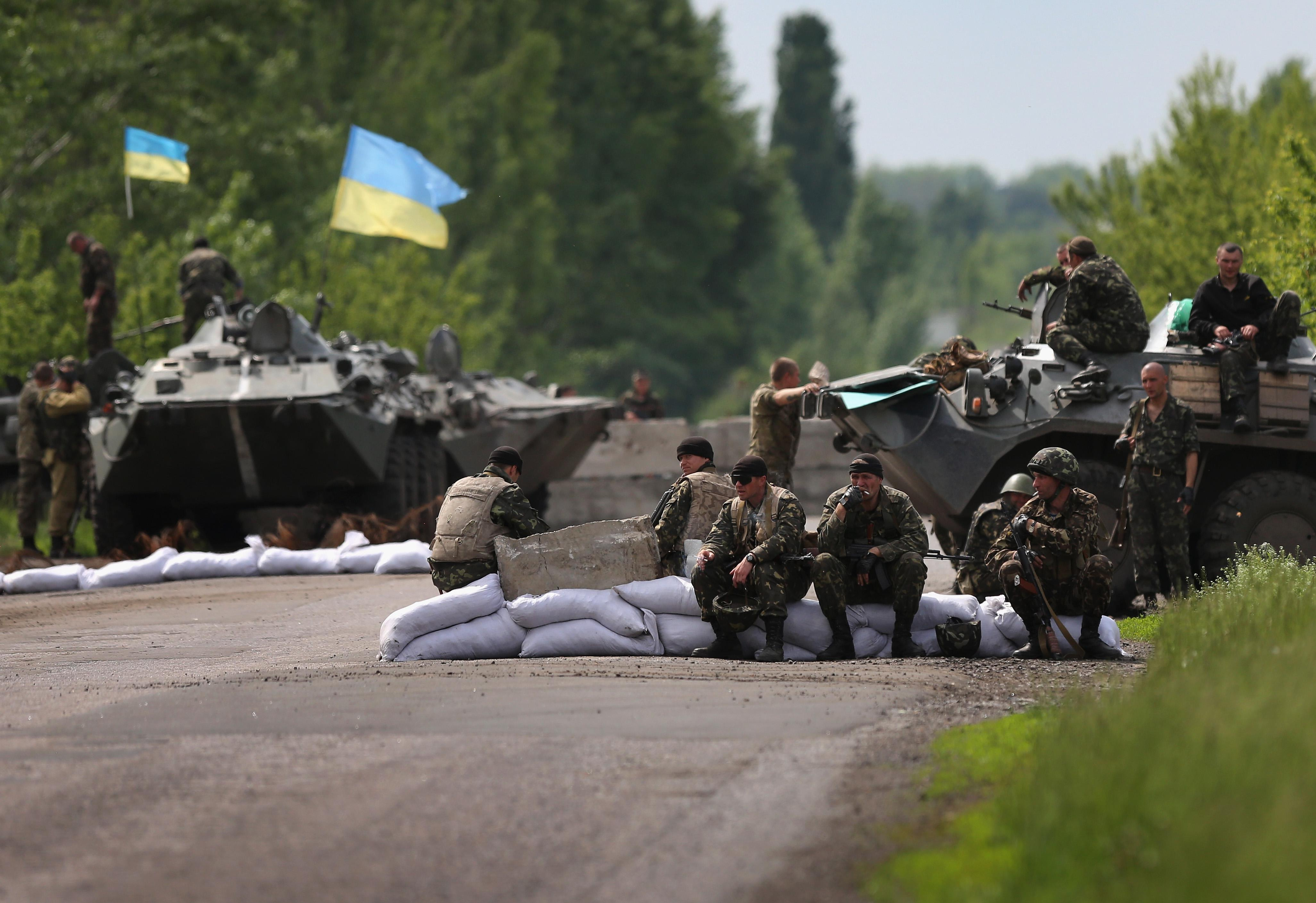 Ukranian refugees heading to Russia