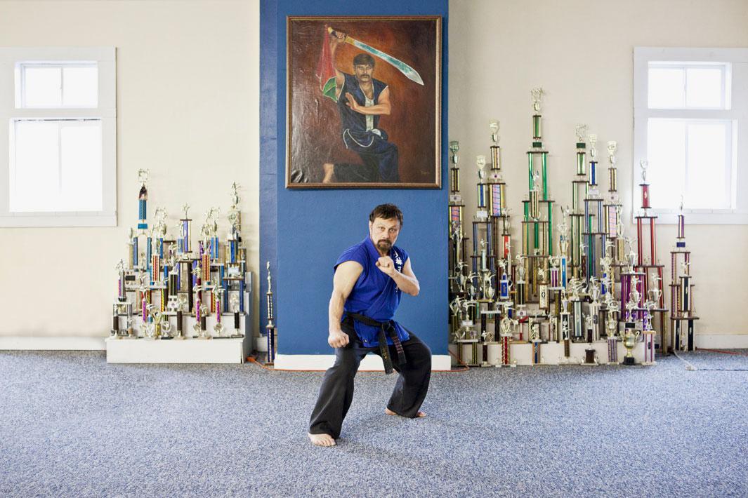 John Morrow, Morrow's Academy of Martial Arts, Moline, Illinois
