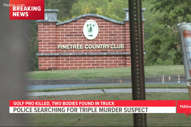 Police Hunt for Clues After Golf Pro Killed, Two Others Found Dead at Georgia Country Club