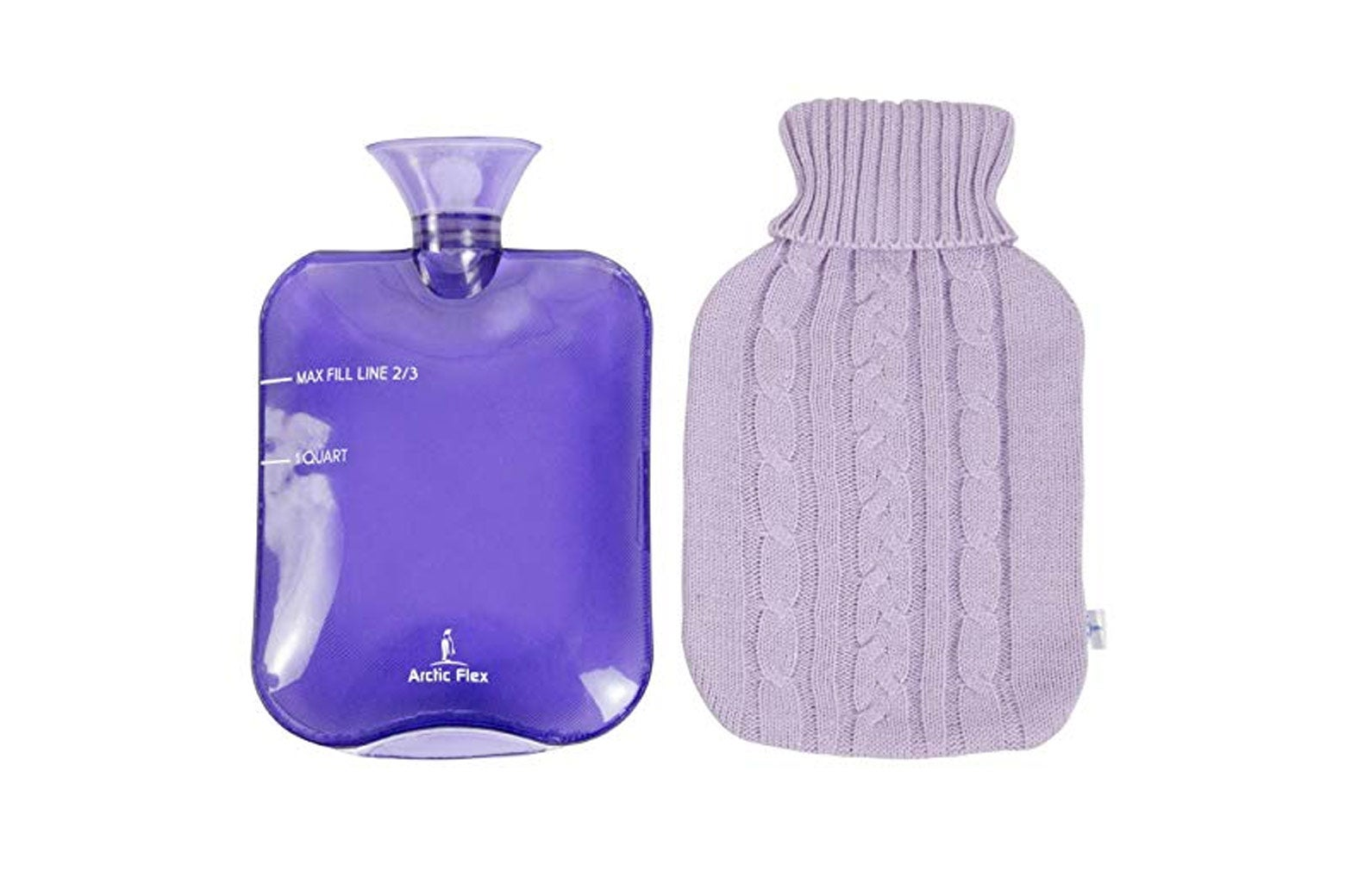 Arctic Flex Hot Water Bottle.