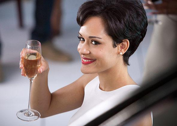 Anika (Grace Gealey)