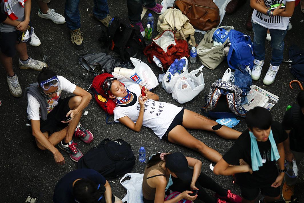 Hong Kong: September 29, 2014