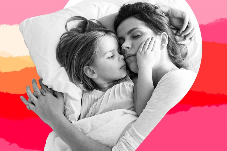 Co-sleeping at 5 years old: parenting advice from Care and