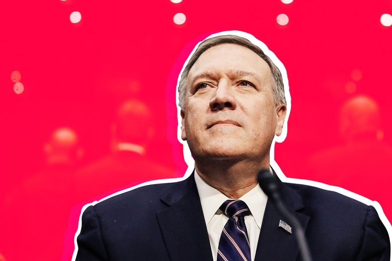 How Mike Pompeo Could Save the State Department