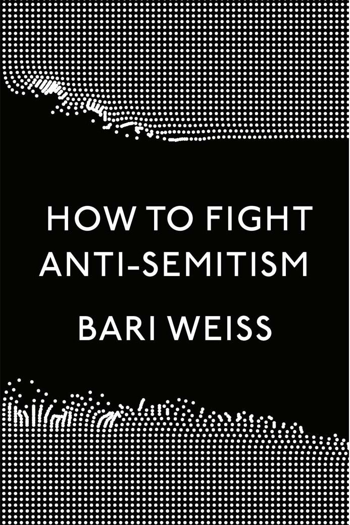 How to Fight Anti-Semitism book cover.