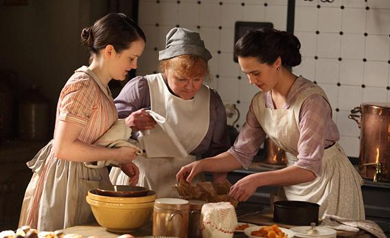 Still from Downton Abbey.