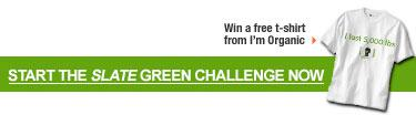 Click to start the Slate Green Challenge now.
