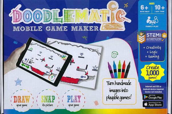 DoodleMatic󠁴 Mobile Game Maker
