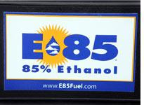 E85 Fuel. Click image to expand.