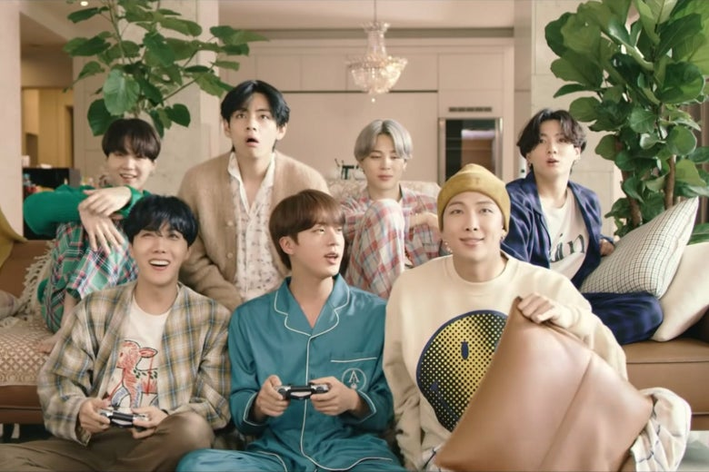 How BTS Made History With the First Korean-Language No. 1  image