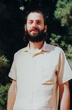 US-born Doctor Baruch Goldstein who 25 February 1994 sprayed automatic gunfire on worshippers praying in a mosque.