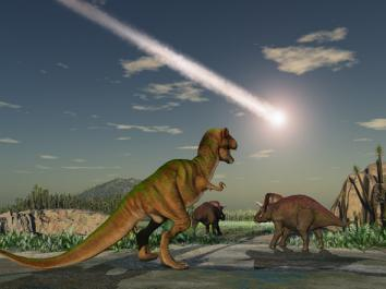 dinosaur impact