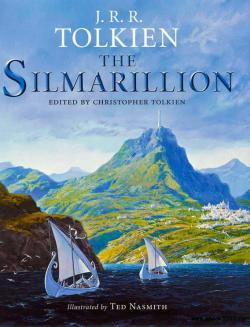 The Silmarillion, by J. R. R. Tolkien.