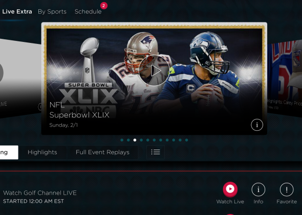 How to watch the Superbowl online 2015