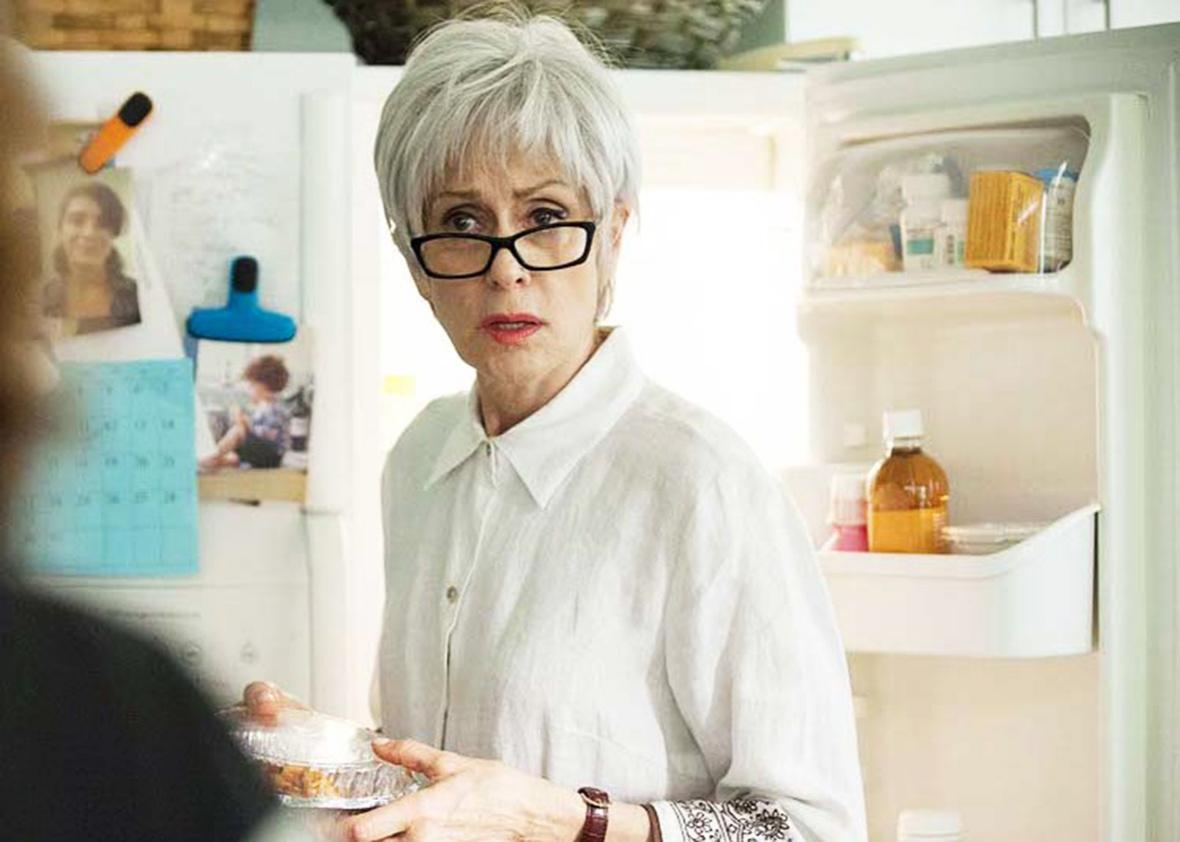 Judith Light on Transparent.