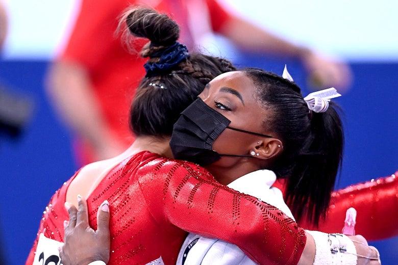 Tokyo Olympics: USA Gymnastics needs more reckoning with Nassar and Karolyi scandals.