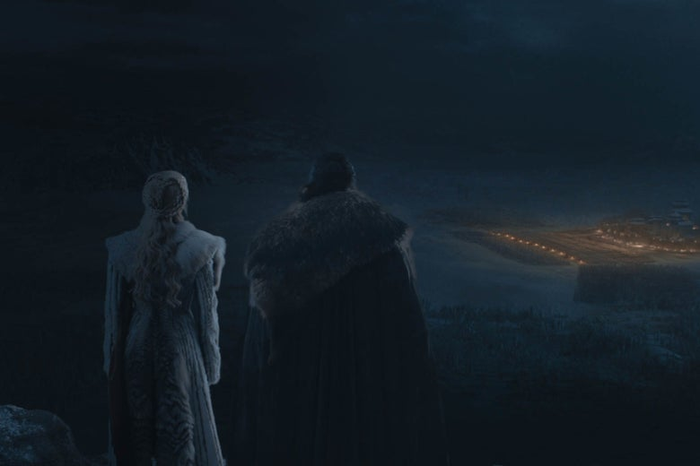 Why You Couldn't See a Damn Thing in This Week's Game of Thrones