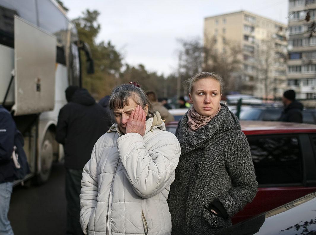 Jan. 29, 2015: Kiev, Ukraine