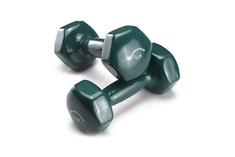 BalanceForm dumbbells.