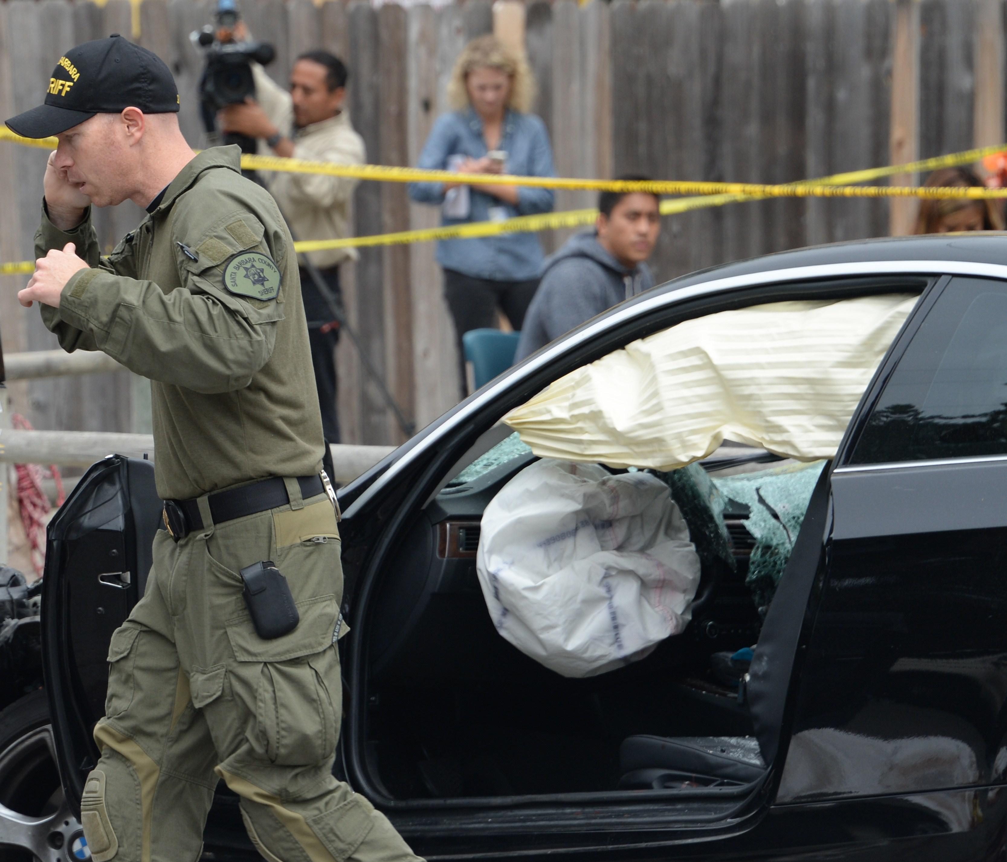 Santa Barbara mass murder