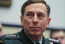 General David Petraeus. Click to expand image.