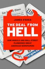 """""""The Deal From Hell"""" by James O'Shea."""