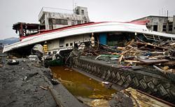 Tsunami destruction. Click image to expand.