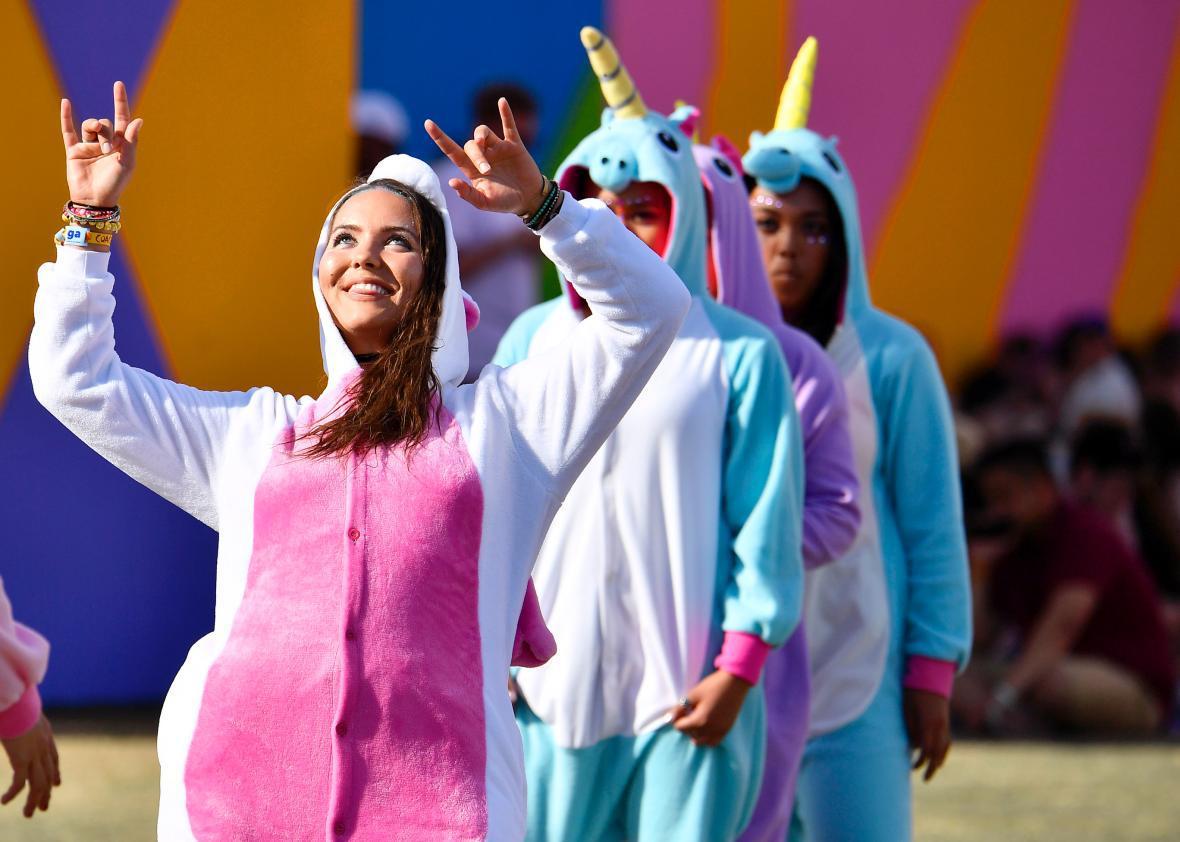 Coachella fashions should be praised, not mocked