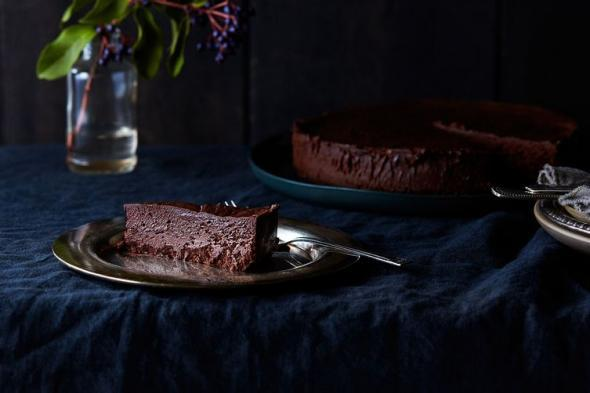 Everything You Always Wanted to Know About Flourless Chocolate Torte but Were Afraid to Ask