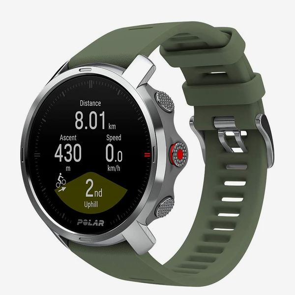 Polar Grit X Rugged Outdoor Watch