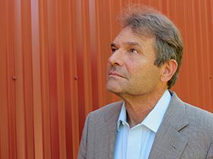 Author Denis Johnson