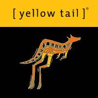 Yellow Tail wine logo.