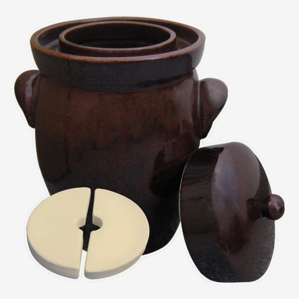 German Made Fermenting Crock Pot