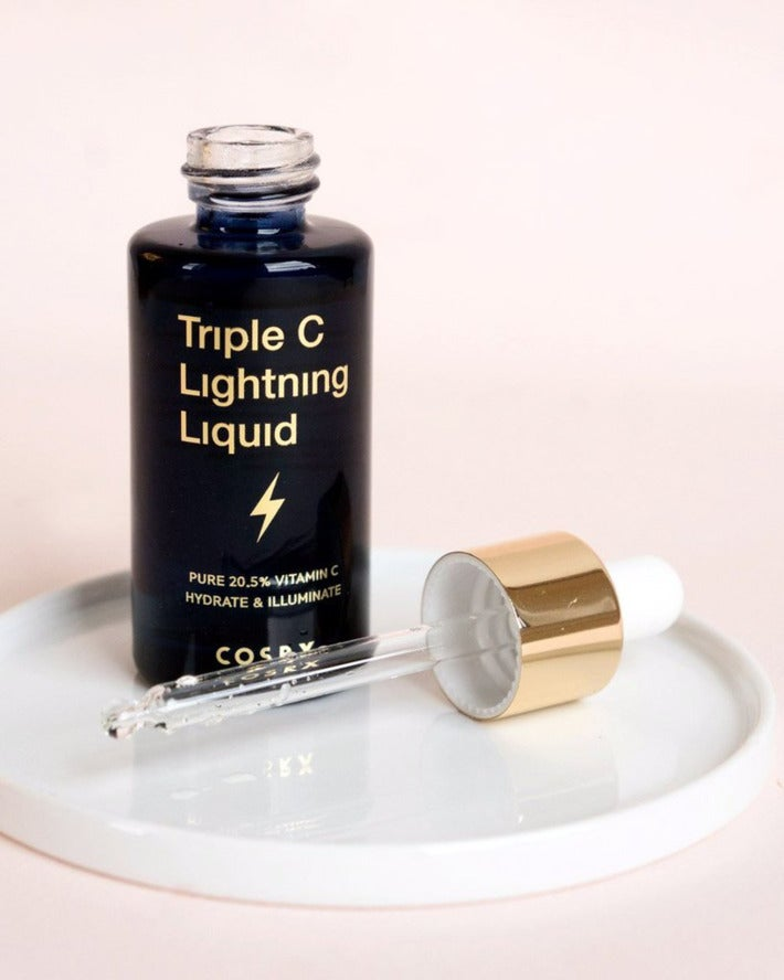 Cosrx Triple C Lightning Liquid.