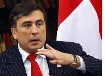 Mikheil Saakashvili. Click image to expand.