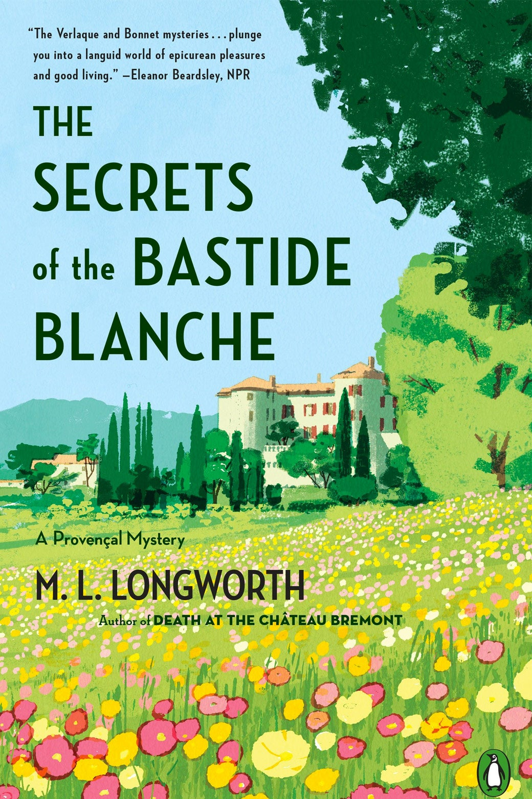 The Secrets of the Bastide Blanche.