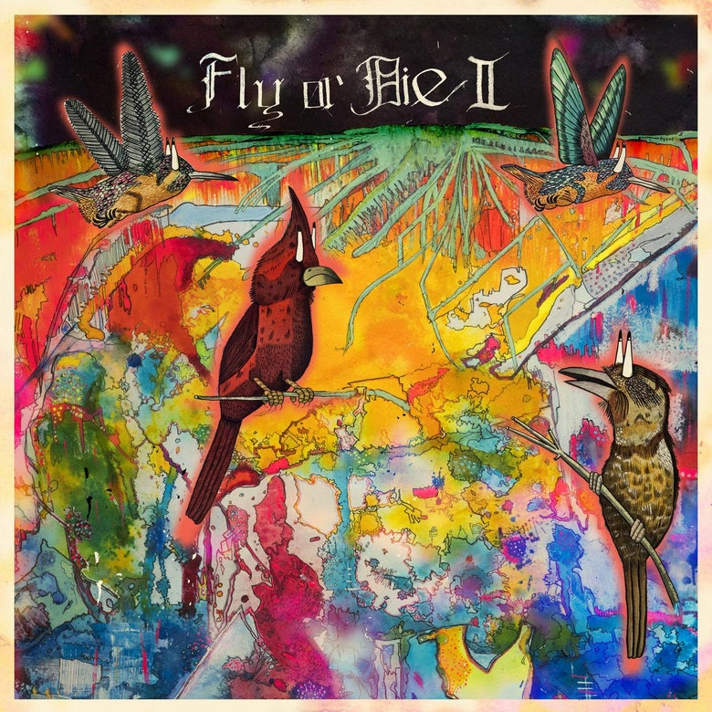 Fly or Die II cover
