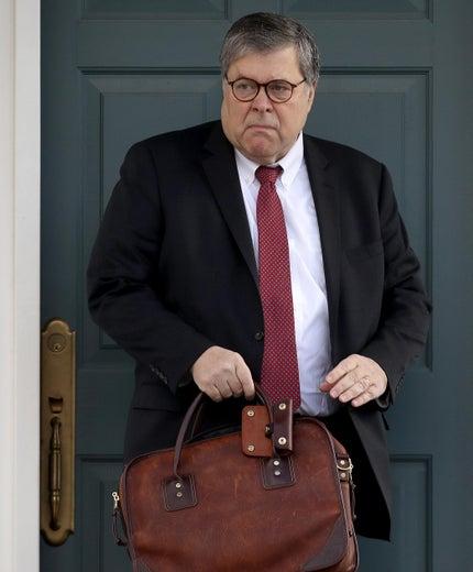 William Barr Can't Exonerate Donald Trump