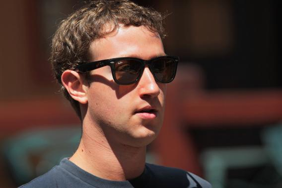 Mark Zuckerberg doesn't speak to Google