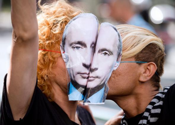 Europe's New Gay Cold War